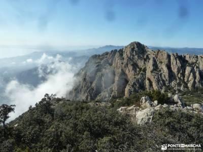 Peñón Ifach;Sierra Helada;Puig Campana;Sierra Bernia;senderismo monfrague excursion fin de semana
